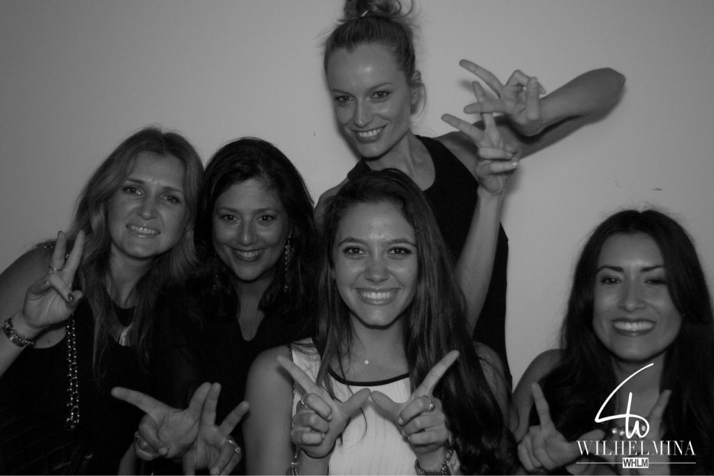 """Women rule in NYC!! Please meet my agents at Wilhelmina Direct!! #WillyNYC #NYFWParty"""