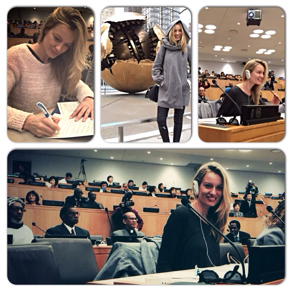 """""""Life is not about the values you seek, it's about the values you stand for"""" - President Barack Obama. Amazing experience at the United Nations Headquarters."""