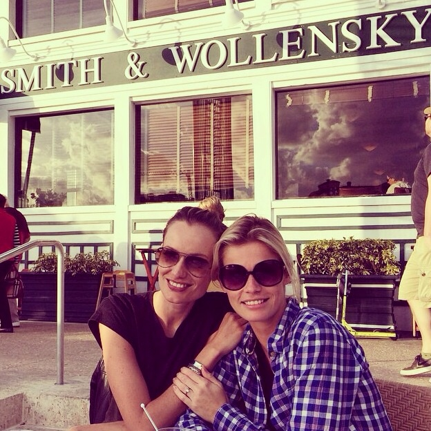 Amazing to meet again my dear friend Natalija Osolnik after such a long time. Love her so much ♥